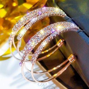 Bling Bling Cubic Zirconia Earrings